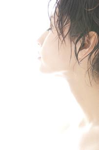 20代日本人女性のビューティーの素材 [FYI00993909]
