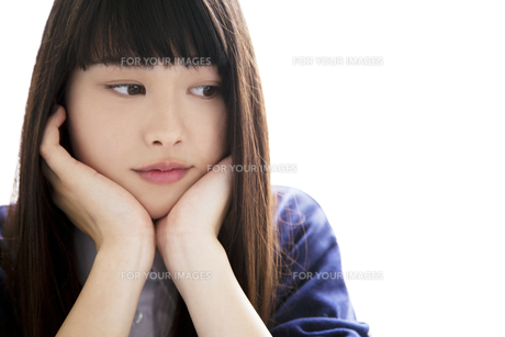 10代日本人女性のビューティーイメージの素材 [FYI00993963]