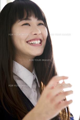 10代日本人女性のビューティーイメージの素材 [FYI00993974]