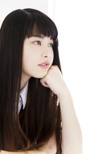 10代日本人女性のビューティーイメージの素材 [FYI00993978]