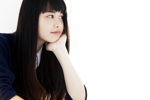 10代日本人女性のビューティーイメージの素材 [FYI00993980]