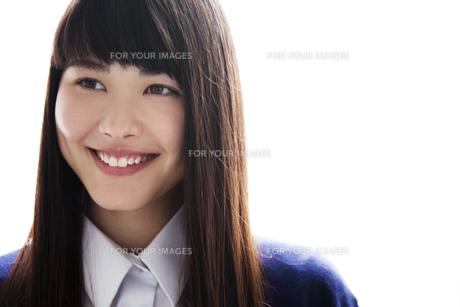 10代日本人女性のビューティーイメージの素材 [FYI00993990]