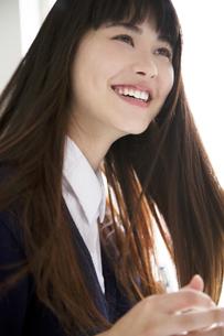 10代日本人女性のビューティーイメージの素材 [FYI00993995]