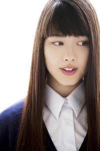 10代日本人女性のビューティーイメージの素材 [FYI00994001]