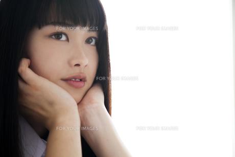 10代日本人女性のビューティーイメージの素材 [FYI00994015]