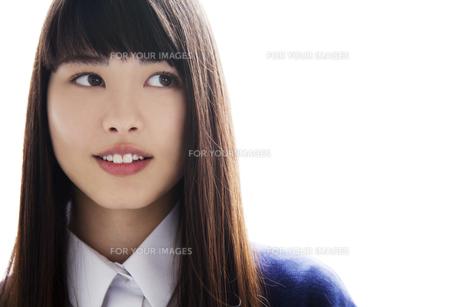 10代日本人女性のビューティーイメージの素材 [FYI00994035]