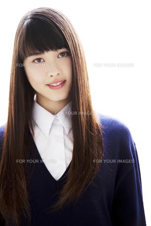 10代日本人女性のビューティーイメージの素材 [FYI00994042]
