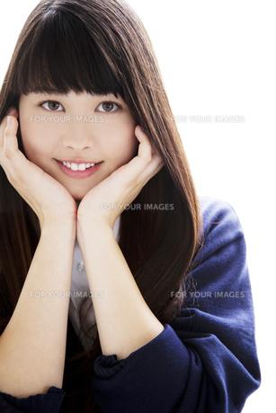 10代日本人女性のビューティーイメージの素材 [FYI00994043]