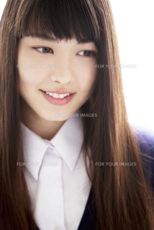 10代日本人女性のビューティーイメージの素材 [FYI00994058]