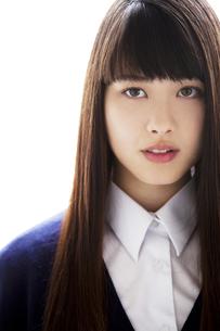 10代日本人女性のビューティーイメージの素材 [FYI00994061]