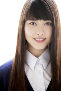10代日本人女性のビューティーイメージの素材 [FYI00994073]