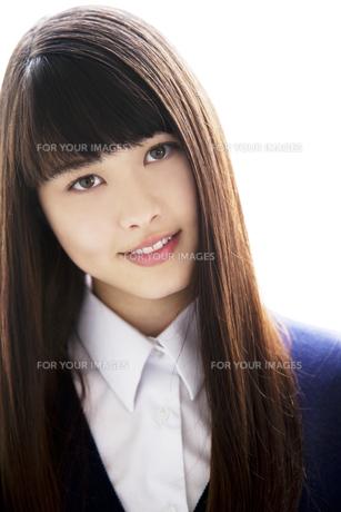 10代日本人女性のビューティーイメージの素材 [FYI00994085]