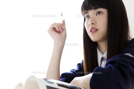 10代日本人女性のビューティーイメージの素材 [FYI00994163]
