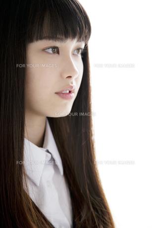 10代日本人女性のビューティーイメージの素材 [FYI00994173]
