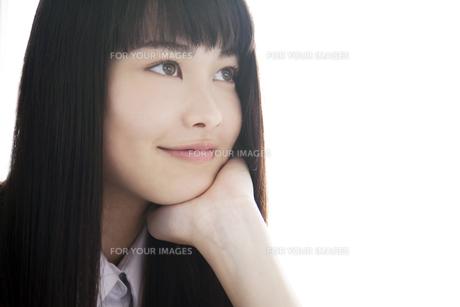 10代日本人女性のビューティーイメージの素材 [FYI00994188]