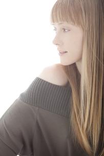 20代の外国人女性のビューティーの素材 [FYI00994212]