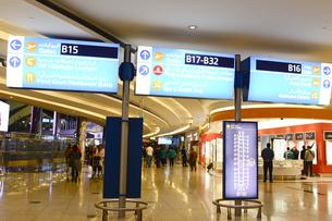 ドバイ国際空港の素材 [FYI00999565]
