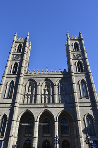 モントリオール ノートルダム大聖堂の素材 [FYI01000770]