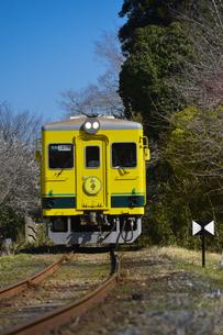 いすみ鉄道のムーミン電車の素材 [FYI01001121]