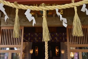 国吉神社の素材 [FYI01001172]