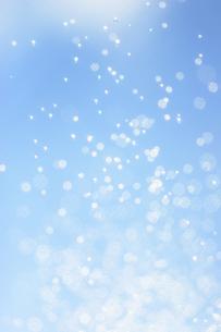 空と水しぶきの素材 [FYI01003321]