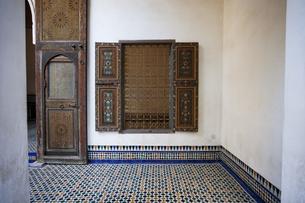 バヒア宮殿の素材 [FYI01005111]