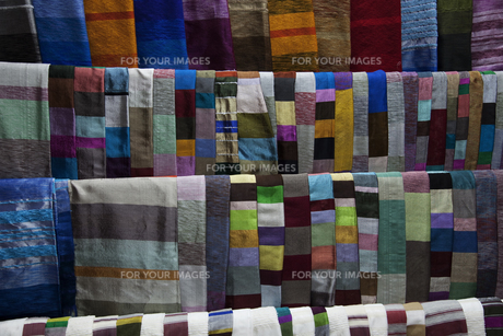 ストール モロッコの織物の素材 [FYI01005562]