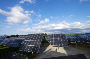 太陽光発電の素材 [FYI01006974]