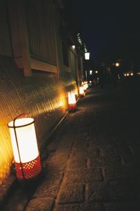 京都花灯路の素材 [FYI01012549]