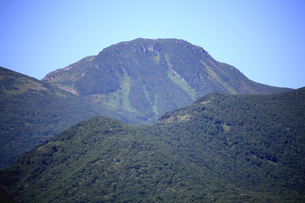 羅臼岳の素材 [FYI01012718]