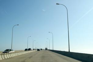 サンディエゴ・コロナド橋の素材 [FYI01013628]