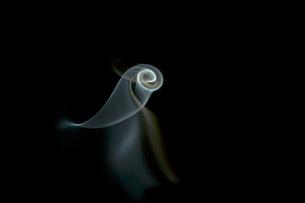 煙のイメージの素材 [FYI01015661]