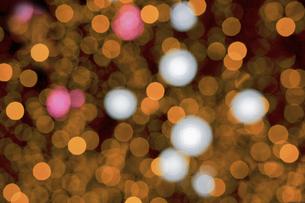 クリスマスイルミネーションの素材 [FYI01015849]