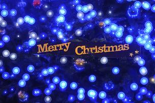 クリスマスイルミネーションの素材 [FYI01016934]