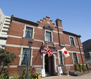 旧下関英国領事館の素材 [FYI01017207]