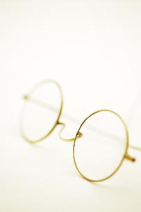 アンティークの丸眼鏡の素材 [FYI01019811]