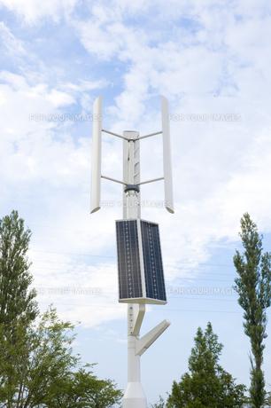 自然エネルギー照明の素材 [FYI01023251]