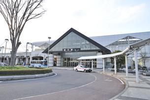 栃木駅南口の素材 [FYI01027128]