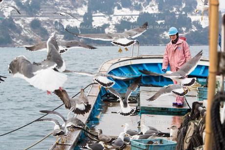漁師の素材 [FYI01030367]