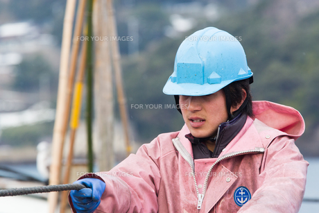 漁師の素材 [FYI01030451]