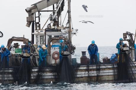 漁師の素材 [FYI01030467]