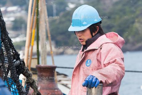 漁師の素材 [FYI01030573]