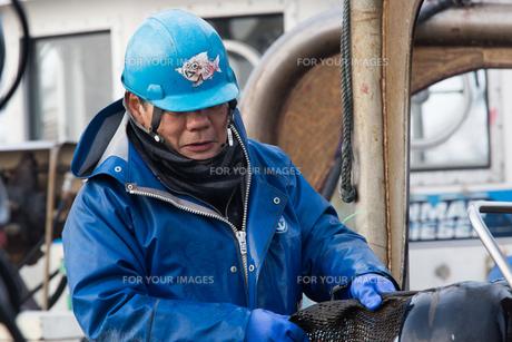 漁師の素材 [FYI01030589]