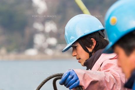 漁師の素材 [FYI01030630]