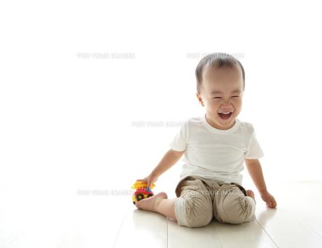 笑顔の子供の素材 [FYI01032617]