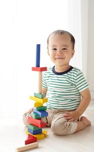 遊んでいる子供の素材 [FYI01032772]
