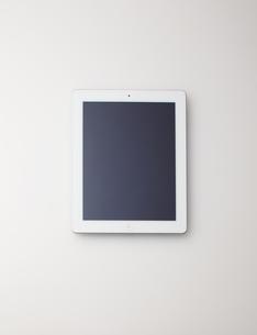 白いタブレットの素材 [FYI01032790]