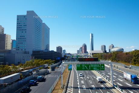東京ビル群の素材 [FYI01032801]