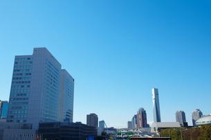 東京ビル群の素材 [FYI01033324]