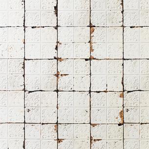 タイルシャビー壁の素材 [FYI01033540]
